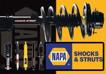 NAPA Shocks and Struts