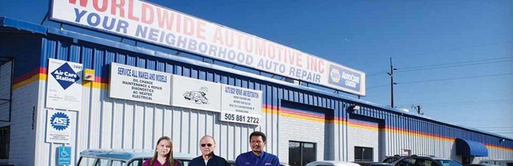 Worldwide Automotive