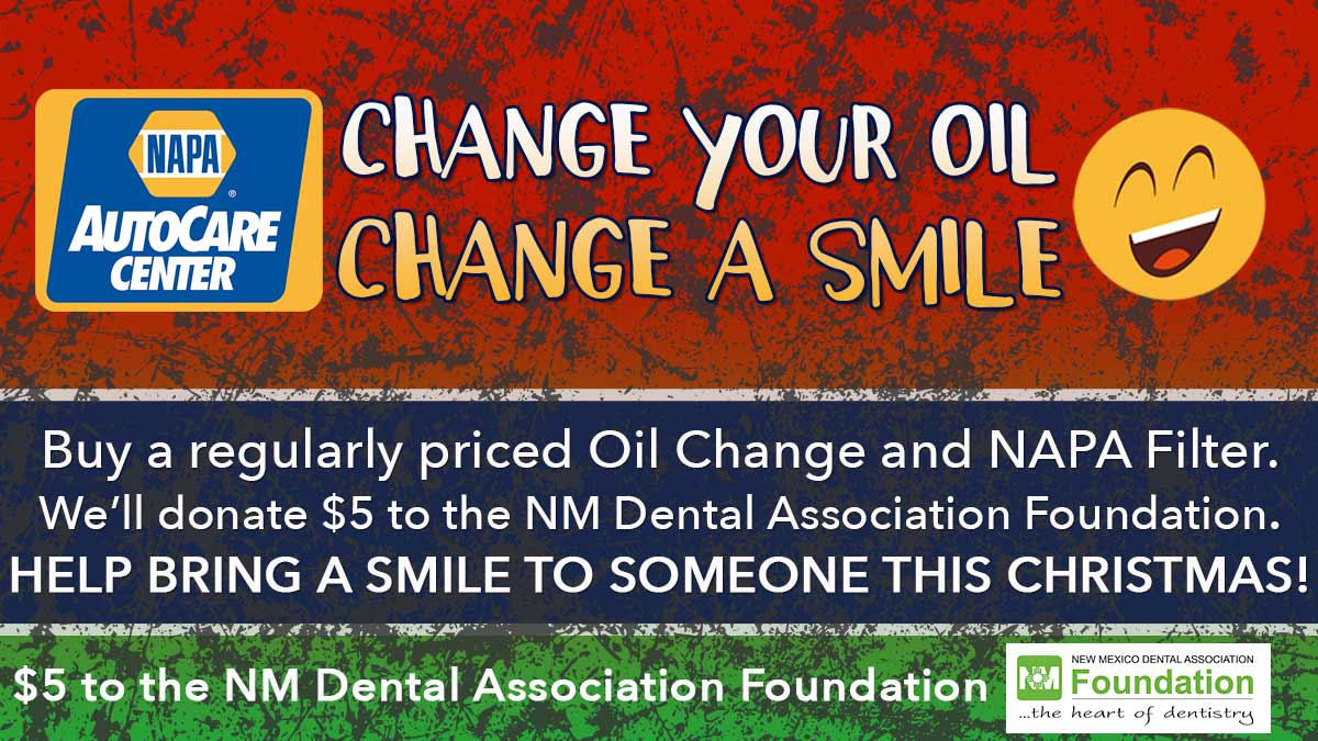Change Your Oil - Change A Smile
